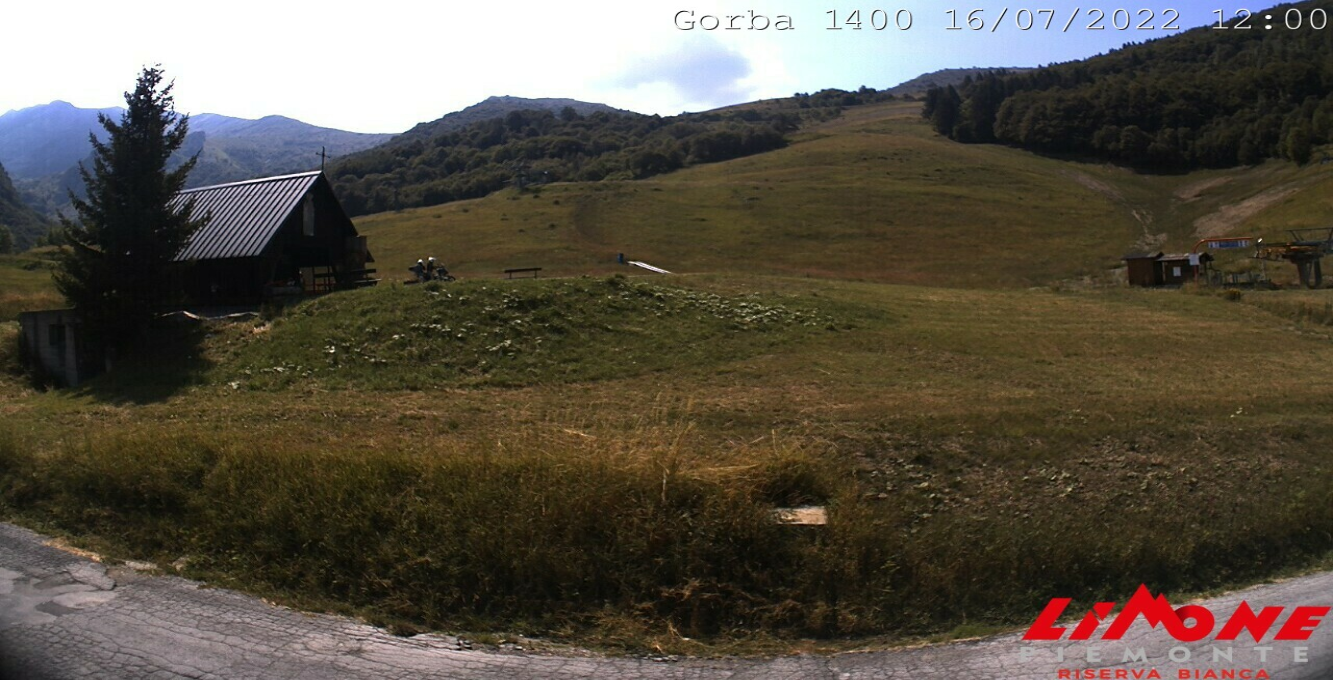 Webcam piste Limone Piemonte